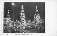 amp100199 - Amusement Park Postcard Post Card