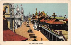 amp100208 - Amusement Park Postcard Post Card