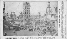 amp100235 - Amusement Park Postcard Post Card