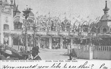 amp100239 - Amusement Park Postcard Post Card