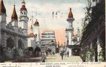 amp100241 - Amusement Park Postcard Post Card