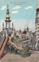 amp100253 - Amusement Park Postcard Post Card