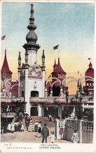 amp100255 - Amusement Park Postcard Post Card