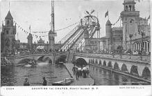 amp100261 - Amusement Park Postcard Post Card