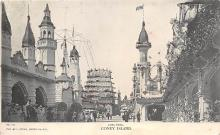 amp100263 - Amusement Park Postcard Post Card