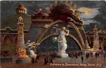 amp100266 - Amusement Park Postcard Post Card