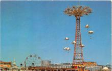 amp100274 - Amusement Park Postcard Post Card