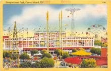 amp100275 - Amusement Park Postcard Post Card
