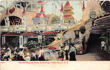 amp100287 - Amusement Park Postcard Post Card