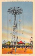 amp100299 - Amusement Park Postcard Post Card