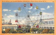 amp100300 - Amusement Park Postcard Post Card