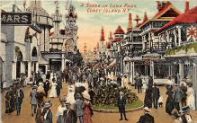 amp100301 - Amusement Park Postcard Post Card