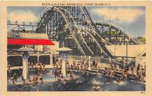amp100302 - Amusement Park Postcard Post Card