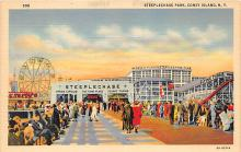 amp100305 - Amusement Park Postcard Post Card