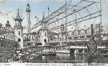 amp100314 - Amusement Park Postcard Post Card