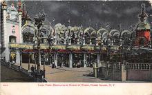 amp100315 - Amusement Park Postcard Post Card