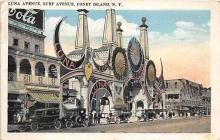 amp100320 - Amusement Park Postcard Post Card