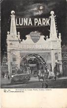 amp100344 - Amusement Park Postcard Post Card