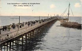 amp100346 - Amusement Park Postcard Post Card