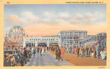 amp100347 - Amusement Park Postcard Post Card