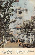 amp100373 - Amusement Park Postcard Post Card