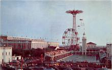 amp100375 - Amusement Park Postcard Post Card