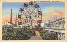 amp100381 - Amusement Park Postcard Post Card