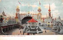 amp100382 - Amusement Park Postcard Post Card
