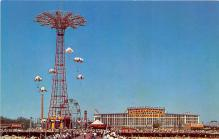 amp100383 - Amusement Park Postcard Post Card