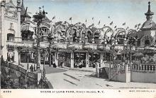 amp100388 - Amusement Park Postcard Post Card