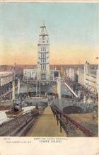 amp100390 - Amusement Park Postcard Post Card