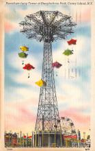 amp100404 - Amusement Park Postcard Post Card