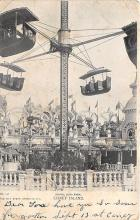 amp100411 - Amusement Park Postcard Post Card