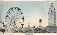 amp100415 - Amusement Park Postcard Post Card