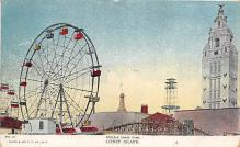 amp100416 - Amusement Park Postcard Post Card