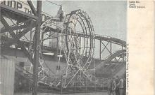 amp100417 - Amusement Park Postcard Post Card