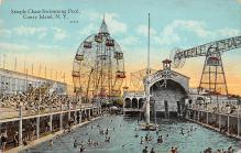 amp100418 - Amusement Park Postcard Post Card