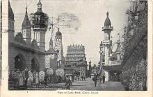 amp100429 - Amusement Park Postcard Post Card