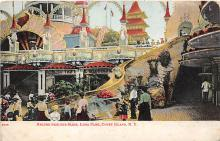 amp100436 - Amusement Park Postcard Post Card