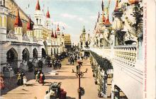 amp100438 - Amusement Park Postcard Post Card