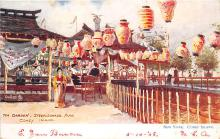 amp100442 - Amusement Park Postcard Post Card