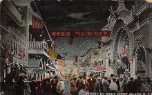 amp100447 - Amusement Park Postcard Post Card