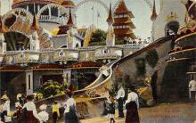 amp100448 - Amusement Park Postcard Post Card