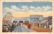 amp100453 - Amusement Park Postcard Post Card