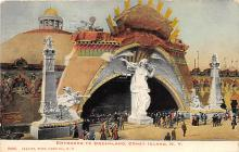amp100458 - Amusement Park Postcard Post Card