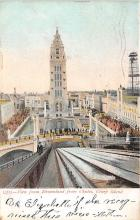 amp100468 - Amusement Park Postcard Post Card