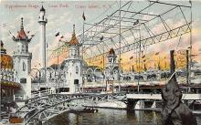 amp100471 - Amusement Park Postcard Post Card