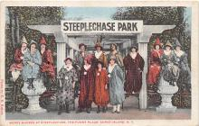 amp100472 - Amusement Park Postcard Post Card