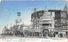amp100487 - Amusement Park Postcard Post Card