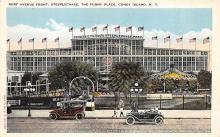 amp100498 - Amusement Park Postcard Post Card